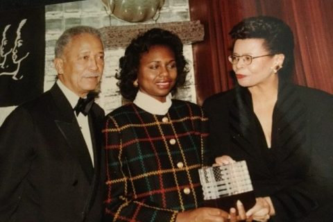 Anita Hill Is Welcomed As a Heroine (1991 by NCBW) – The New York Times