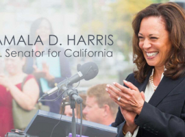 Letter from Senator Kamala D. Harris
