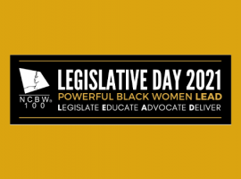 NCBW Gets Set to Kick-Off its Annual Legislative Day!