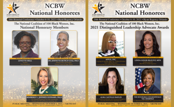 NATIONAL HONOREES_NCBW News Post_Featured Image_570 x 350