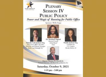 Public Policy: NCBW Biennial Hybrid Conference